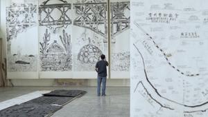 شاهد كيف يسرد هذا الفنان قصص العالم بالخرائط