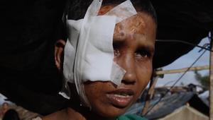 فيديو حصري يحكي عن مذبحة الروهينغا.. حرق وتقطيع وسحق حتى الموت