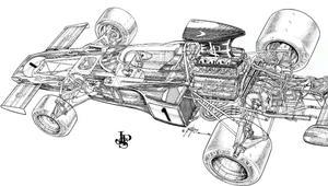 شاهد.. هذه أفضل 5 تصاميم لسيارات فورمولا1 في التاريخ