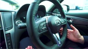 شاهد.. القيادة بدون استخدام يدين في شوارع طوكيو السريعة