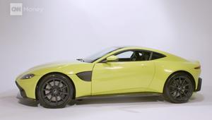 شاهد التصميم الجديد كلياً لسيارة أستون مارتن فانتاج