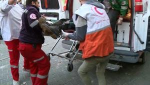 غزة.. الجرحى يملؤون المستشفيات بعد احتجاجات