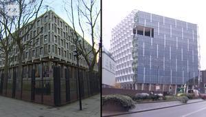 ترامب يلغي زيارة إلى سفارة المليار دولار في لندن