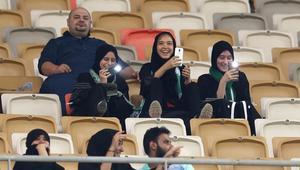 هكذا تفاعلت العائلات السعودية مع مباراة الأهلي والباطن