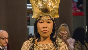 شاهد.. آثار في بيرو تكشف خفايا حضارة غارقة في الغموض