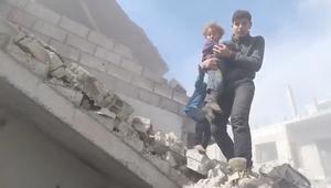 مقتل أكثر من 100 مدني بـ24 ساعة في قصف نظام الأسد