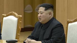 شاهد.. كيم جونغ أون يبدي استعداده لتجميد البرنامج النووي