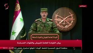 """شاهد.. الجيش السوري: 110 صواريخ أطلقها """"العدوان الثلاثي"""""""