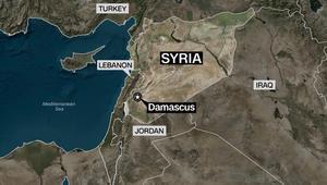شاهد.. ما المواقع التي استهدفتها صواريخ أمريكا وحلفائها بسوريا؟