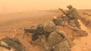 """شاهد.. تدريبات عسكرية مشتركة بين أمريكا والأردن ضمن """"الأسد المتأهب"""""""