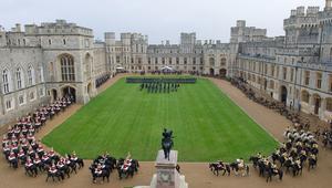 شاهد موقع الزفاف الملكي البريطاني للأمير هاري وميغان ماركل