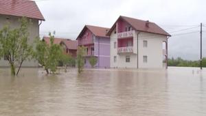 فيضانات تجتاح منطقة البلقان