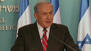 نتنياهو: الهدنة بعد تدمير الأنفاق وستظهر أدلة لاختباء حماس خلف المدنيين