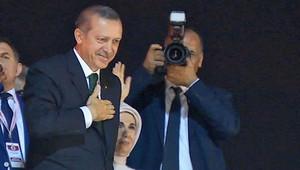 رئيس الوزراء التركي رجب طيب أردوغان