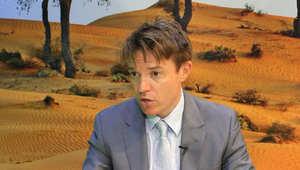 مدير عام هيئة رأس الخيمة لتنمية السياحة ستيفن رايس