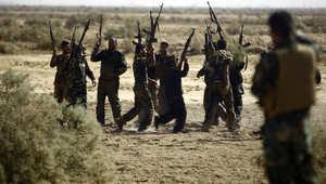 """مجزرة المصلّين السنة بديالى: اتهام لـ""""مليشيات طائفية"""" ومصادر تحمل داعش المسؤولية لإحداث صراع مع الشيعة"""
