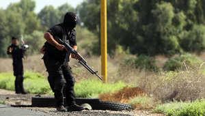 """العراق: 58 قتيلا بهجوم لمسلحين يعتقد أنهم من """"داعش"""" على موكب لنقل سجناء"""