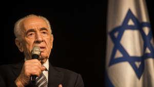 """بيريز يتهم قطر بالتحول إلى """"أكبر ممول للإرهاب بالعالم"""" وقتلى غزة إلى 655"""