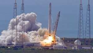 صاروخ روسي ينقذ محطة الفضاء الدولية بعد سلسلة كوارث جوية هددت مؤن الطاقم