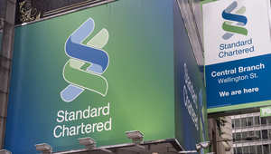 """غرامة بـ300 مليون دولار على """"ستاندر تشارترد"""" مع ضرورة قطع الصلة بـ""""عميل سعودي"""""""