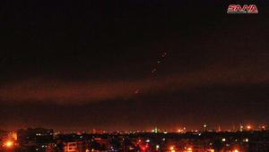 روسيا: دفاعات سوريا اعترضت أغلب الصواريخ بأنظمة سوفيتية قديمة