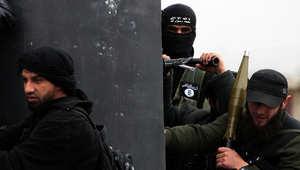 """تعهدت """"داعش"""" بالقتال في غزة"""