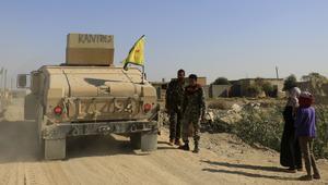 """تحالف تقوده أمريكا يقتل 100 من جنود الأسد هاجموا قيادة """"سوريا الديمقراطية"""""""