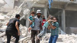 أمريكا تنفي الاتفاق مع الروس على قصف حلب وتندد بالنظام وداعش والنصرة