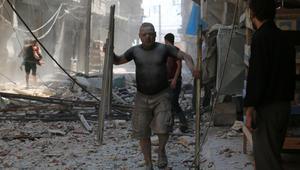 أمريكا تتجنب الرد على عملية مشتركة مع روسيا بحلب والمعارضة: الأسد أصيب بهستيريا