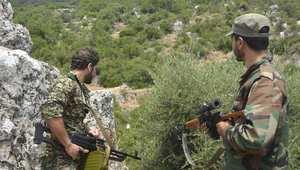 """""""داعش"""" ينشر تسجيل فيديو لإعدام 25 جنديا سوريا نفذه أطفال في تدمر"""