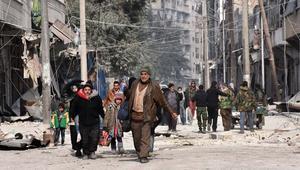 ناشطون بحلب: قتل ميداني لعائلات المعارضين وجثث الضحايا ملقاة بالشوارع