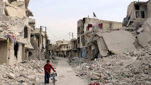 المعارضة السورية: 3 مناطق آمنة شمال وجنوب وغرب سوريا قبل مبادرة دي مستورا