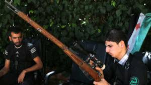 مجلس النواب الأمريكي يقر خطة أوباما لتسليح وتدريب المعارضة السورية بمواجهة داعش