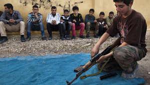 """مندوب سوريا بالأمم المتحدة: داعش والنصرة غسلا أدمغة الأطفال وجندوهم بـ""""أشبال الزرقاوي وابن تيمية"""""""