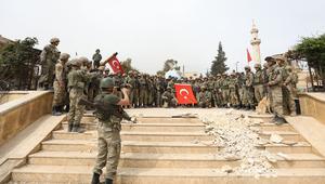متحدث باسم الحكومة التركية: لن نبقى في عفرين وهدفنا هو تطهيرها من الإرهابيين