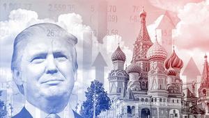 """""""فودكا ترامب"""" وبرج في موسكو.. هذه صلات ترامب بروسيا"""