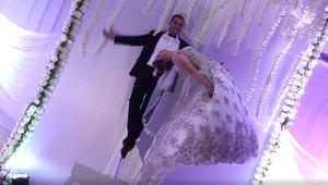 زفاف ساحر تونسي يحقق انتشارا واسعا.. شاهد ما حدث!