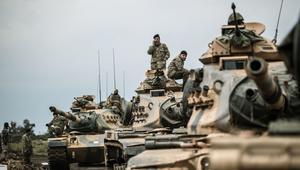 سوريا.. ستة مصابين بعد هجوم كيماوي مزعوم لتركيا بعفرين