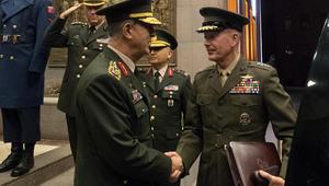 """اتفاق أمريكي تركي عسكري ضد """"داعش"""" في الرقة.. وجنرال أمريكي: تحريرها يحتاج قوة ذات أغلبية عربية وسنية"""