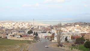 منظر عام لمدينة تالة التي تبعد نحو 220 كلم غرب تونس