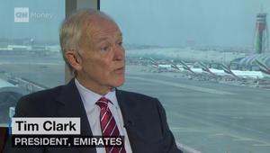 رئيس طيران الإمارات لـCNN عن حظر الإلكترونيات: التشكيك بأمن مطار دبي أذهلني