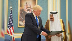 ترامب يعلن صفقات بين السعودية وأمريكا تتجاوز 400 مليار دولار.. تعرّف على أبرزها