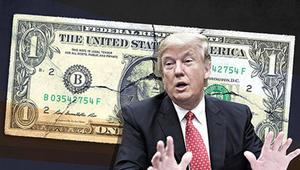 الدولار يهبط لأدنى مستوياته في عهد ترامب