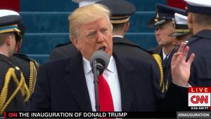 الخطاب الكامل للرئيس الـ45 لأمريكا دونالد ترامب