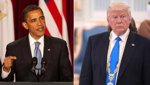 كيف ستختلف زيارة ترامب للسعودية عن زيارة أوباما لمصر في 2009؟