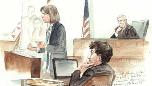 """تفجير ماراثون بوسطن.. محامية تسارناييف أمام المحكمة: """"نعم هو الفاعل"""""""