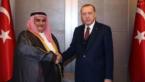 أردوغان يدعو لحل أزمة قطر قبل نهاية رمضان.. ووزير خارجية البحرين: نتطلع لتكون تركيا سنداً لنا في المنطقة