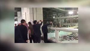 بالفيديو.. زيارة أوغلو للمسجد الحرام في مكة تثير زوبعة على مواقع التواصل الاجتماعي
