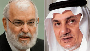 معهد واشنطن يعلن عن حوار بين الأمير السعودي تركي الفيصل والجنرال الإسرائيلي يعقوب عميدور