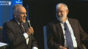 ما هو مستقبل العلاقات السعودية - الإسرائيلية؟ شاهد ما قاله تركي الفيصل في مواجهة يعقوب عميدور